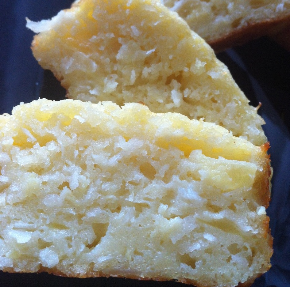 Pineapple Coconut Mini Bread