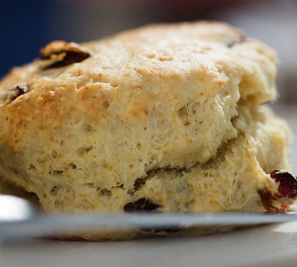 Delicious scones!